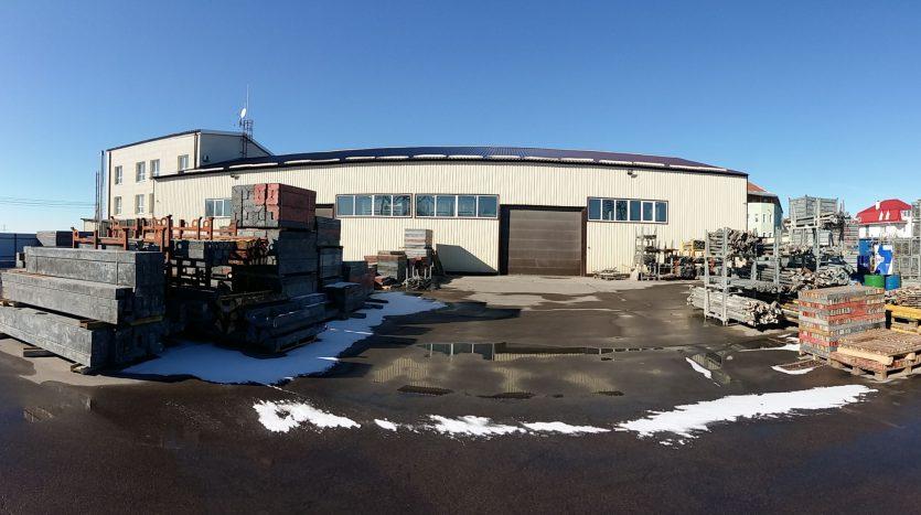 Administrative warehouse complex - 3