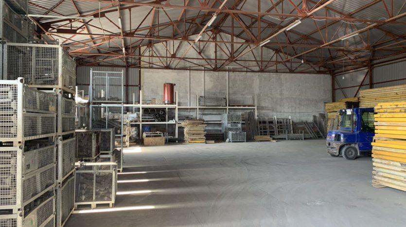 Administrative warehouse complex - 2