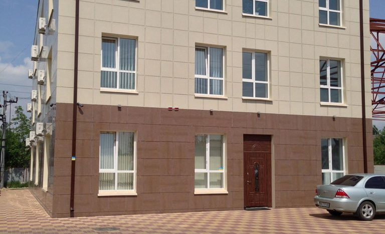 Administrative warehouse complex - 14
