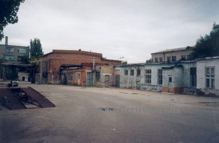 Manufacturing complex