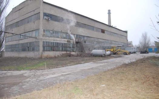 Industrial warehouse complex