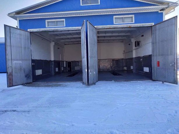Warehouse complex - 20