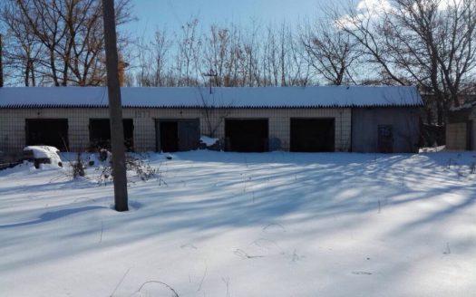 Integral warehouse property complex