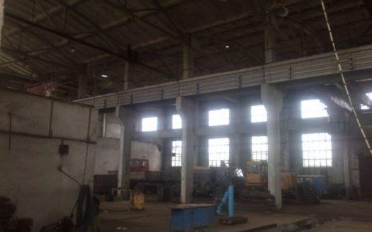 Industrial base