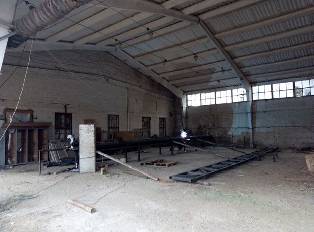 Production warehouse - 11