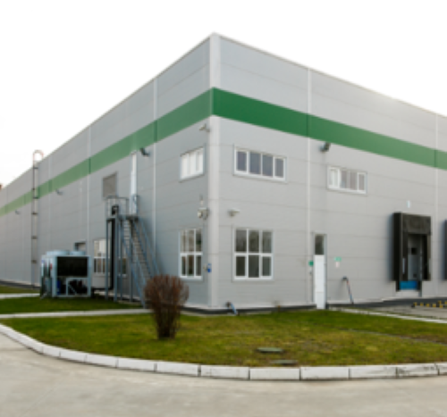 Warehouse storage commercial and pharmaceutical products