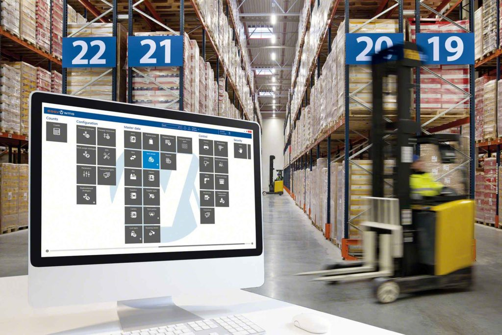 What is WMS or how to automate warehousing logistics operations? - 3
