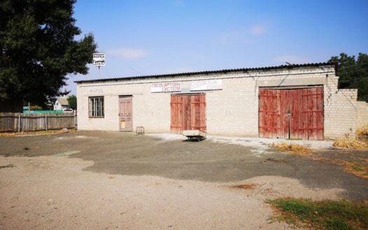 C. Üretim ve depolama tesisleri. Irkliev