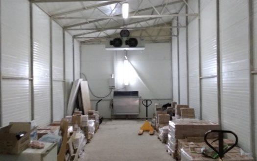Depo buzdolabı odası 70 m2 Kiev Toroeshina kiralama