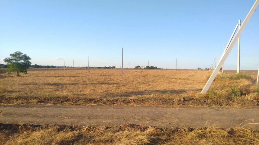 Selling plots of land by the sea. Belgorod-Dnestrovsky district, the village of Nikolaevkaий р-н, с. Николаевка.