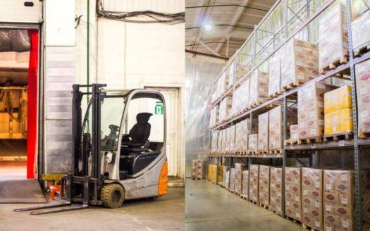 Склад Diad Logistic