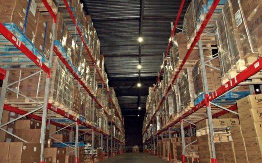 STV Group warehouse 500 sq.m. Lviv city