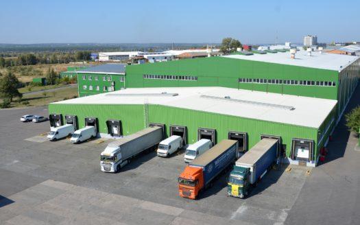 STV Group warehouse 1000 sq.m. Kharkiv city
