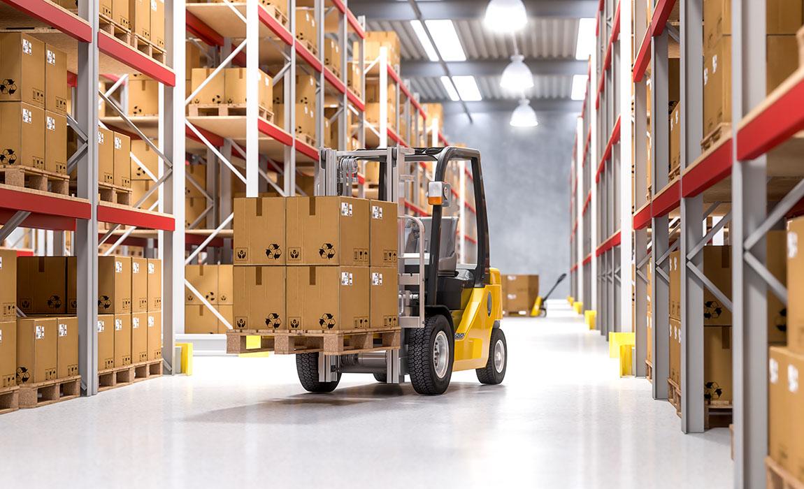Виды складского оборудования