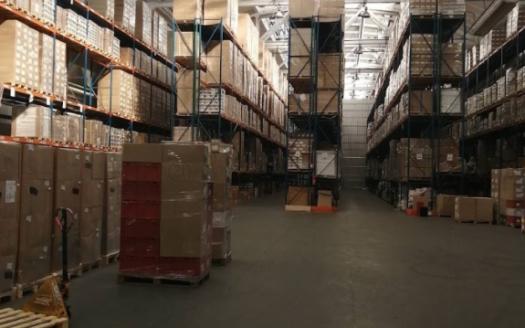 STV Group warehouse 500  sq.m. Kyiv city