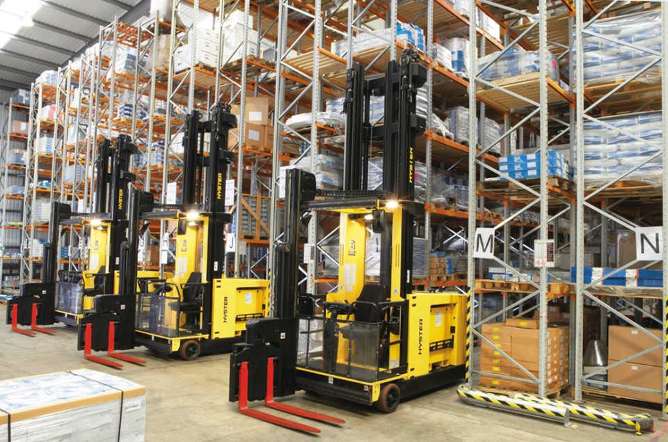 Виды складского оборудования - 3