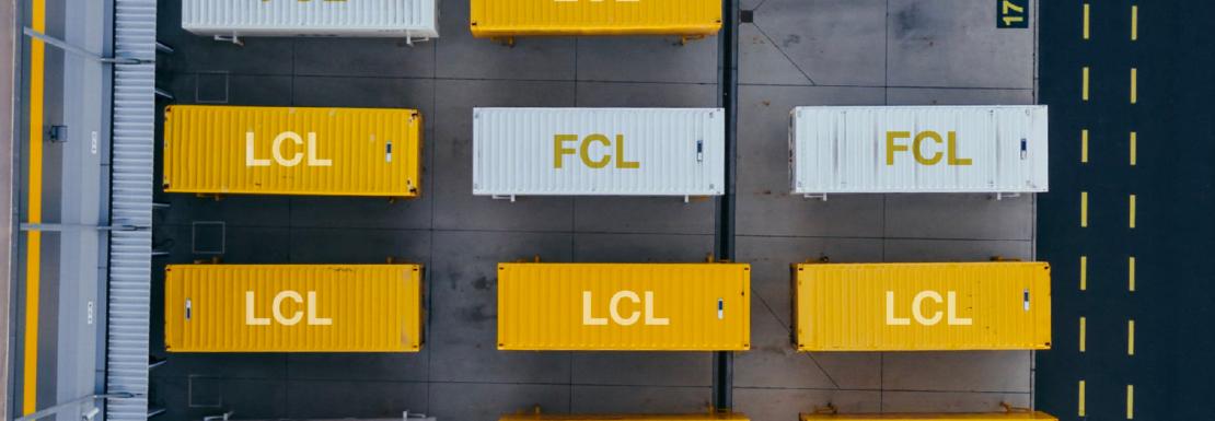 Что такое перевозки FCL и LCL?
