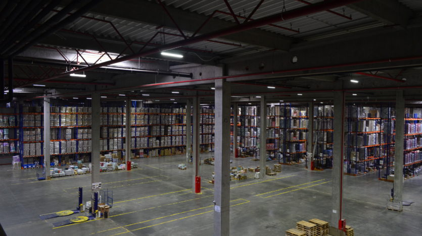 Warehouse for rent Boryspil 9000 sq. - 3