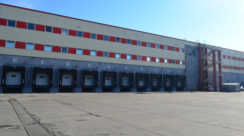 Warehouse for rent Boryspil 9000 sq. - 2
