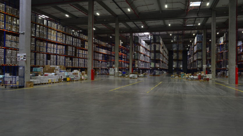 Warehouse for rent Boryspil 9000 sq. - 7
