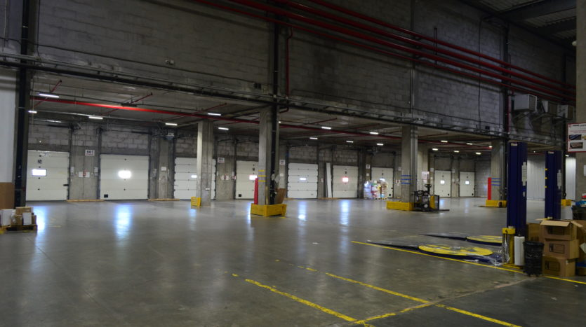 Warehouse for rent Boryspil 9000 sq. - 5