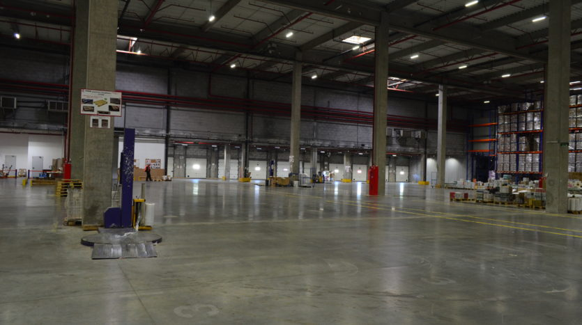 Warehouse for rent Boryspil 9000 sq. - 4