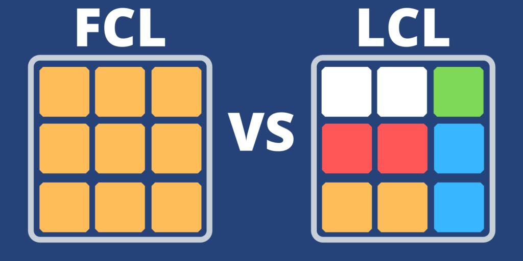 Что такое перевозки FCL и LCL? - 3