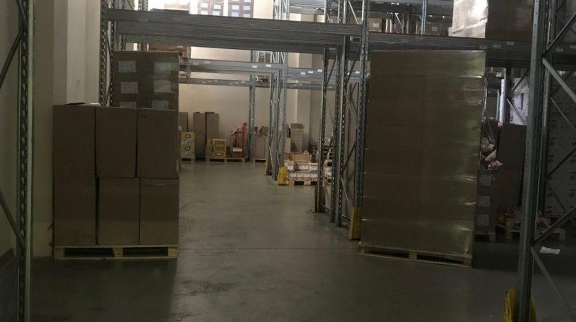 STV Group warehouse 500 sq.m. Odessa city - 1