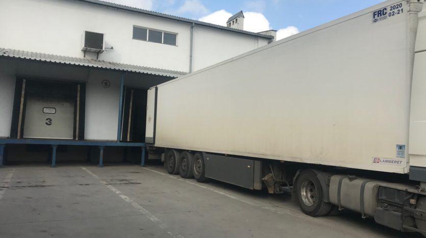 STV Group warehouse 500 sq.m. Odessa city - 2