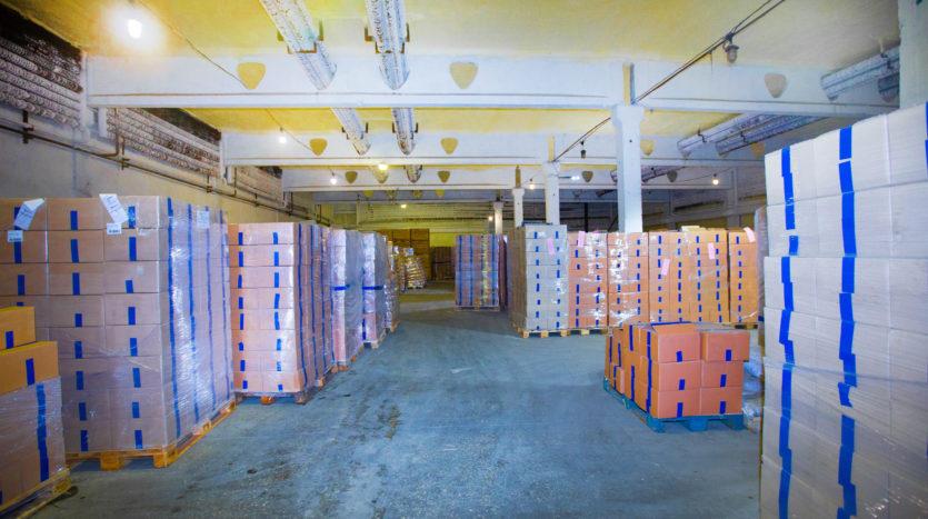 Rental of freezer warehouse LLC «VINPROMHOLOD» - 4