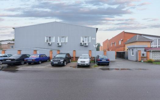 Сучасна нова будівля, завод, логістичний комплекс, виробничий комплекс, склад 2600 кв.м. м. Вишгород