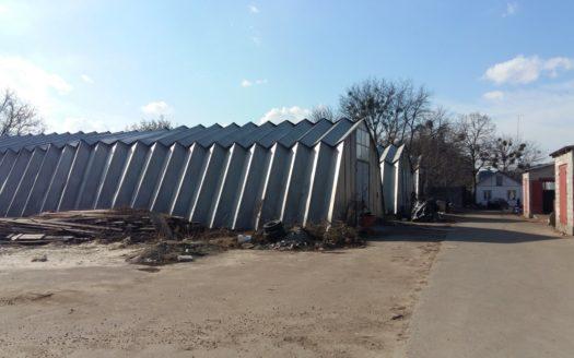 Renting a hangar 332 sq.m. Boiarka city