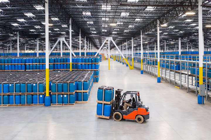 Types of warehouses: full classification and characteristics - 6