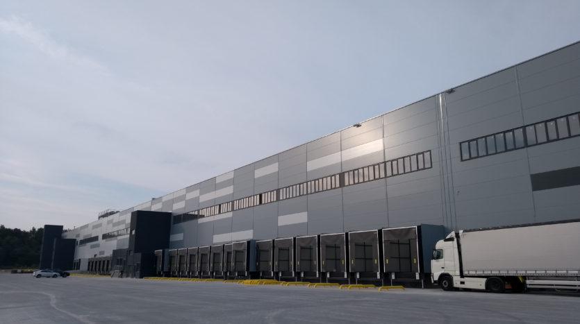Оренда приміщень в складському комплексі