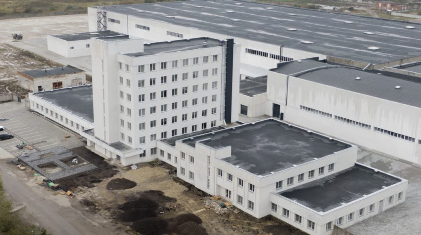 Аренда складского комплекса класс А,В г. Львов - 13