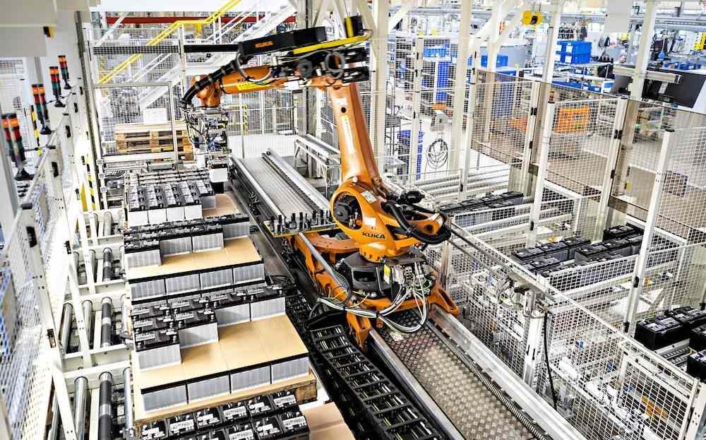 Как складские технологии помогают Škoda Auto поставлять и собирать детали авто быстрее в строгих условиях - 3