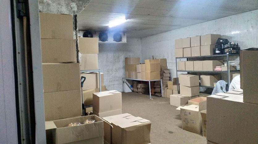 Сдам склад-холодильник, холодильная камера 110 кв.м. г. Киев