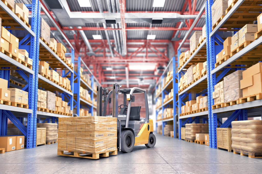 Types of warehouses: full classification and characteristics - 2