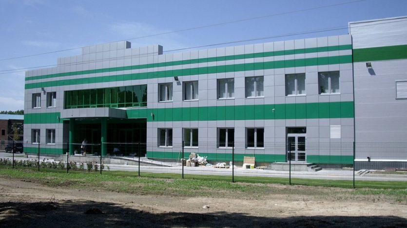 Pharmaceutical warehouse «FALBI» Dragon Capital
