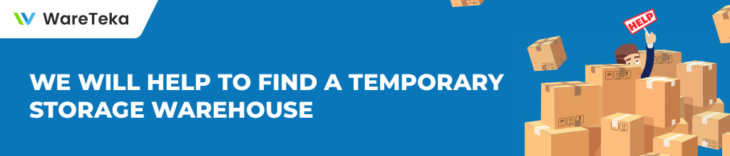 Temporary storage warehouses: definition and value for business - 7