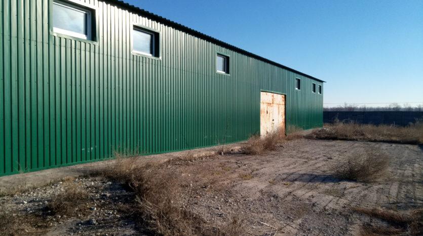Сдам в аренду производственно-складское помещение 330 кв.м. с. Новое Запорожье