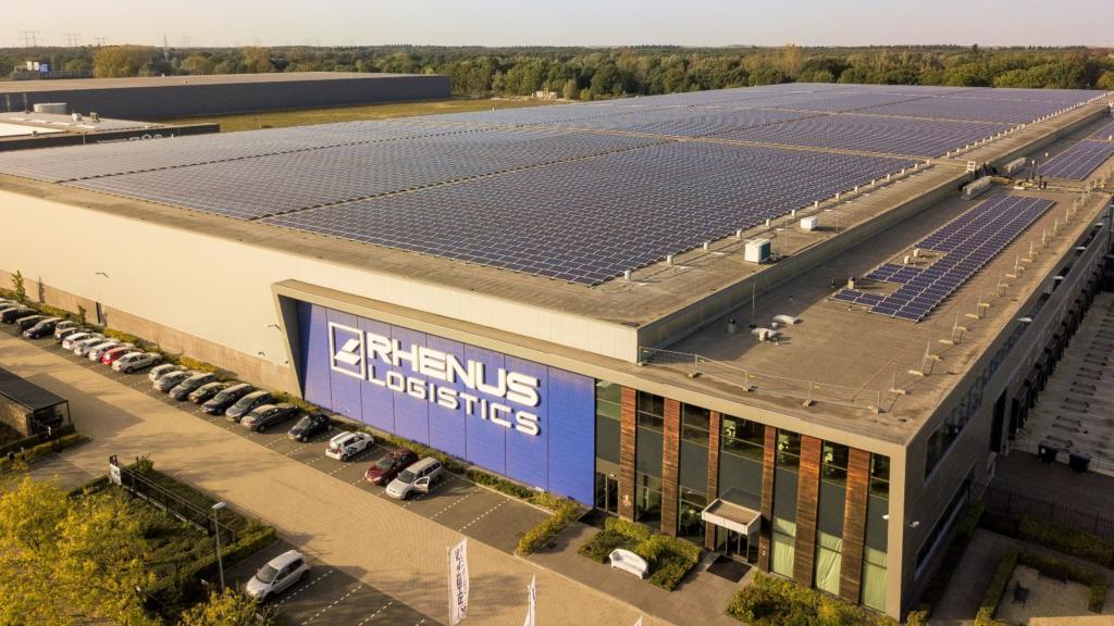 ТОП-5 найбільших сонячних електростанцій на дахах складів - 7