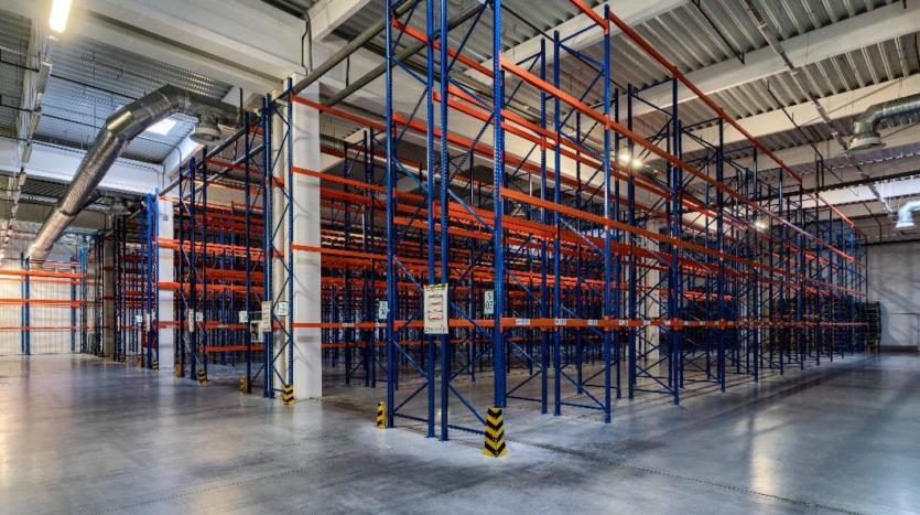 Pharmaceutical warehouse «FALBI» Dragon Capital - 5