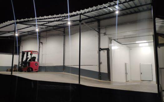 Multi-temperature warehouse 1500 sq.m. Dnipro city