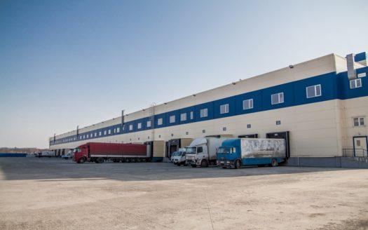 Rent a warehouse complex 10000 sq.m. Velyka Dymerka village