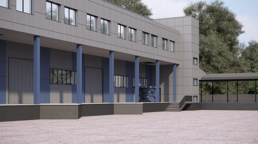 Lease of a warehouse complex 4600 sq.m. Kyiv city - 6