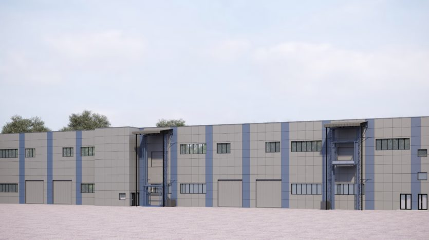 Lease of a warehouse complex 4600 sq.m. Kyiv city - 3