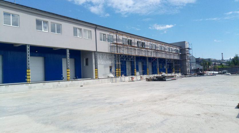 Lease of a warehouse complex 4600 sq.m. Kyiv city
