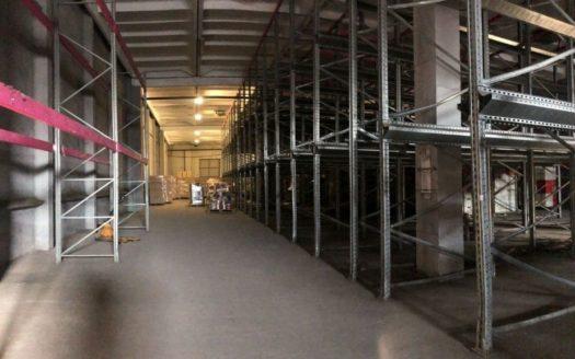 Rent – Dry warehouse, 2500 sq.m., Sinelnikovo