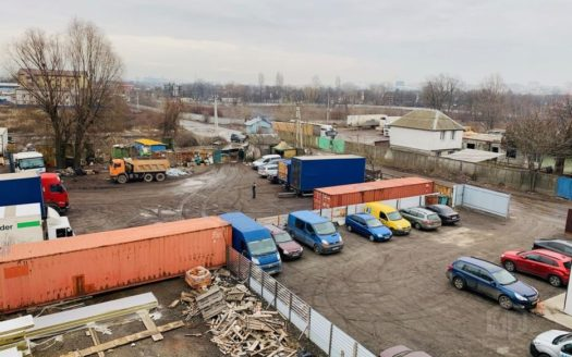 Rent – Warm warehouse, 1000 sq.m., Kryukovshchina